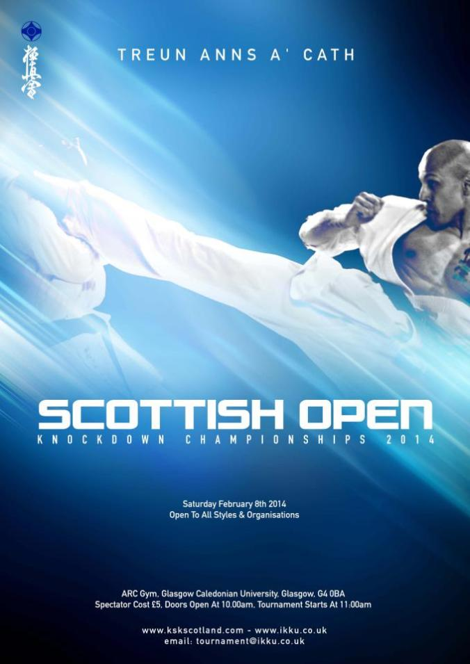 SCOTTISH OPEN 2014